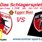 FC Egg vs FC Bizau am 12. Sep. LIVE