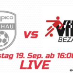 19. Sep. – SV Lochau vs VFB Bezau
