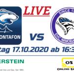 17.10.2020 EHC Montafon vs EHC Mils